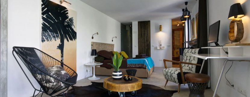 ong term rental Ibiza - Villa des Torrent 29