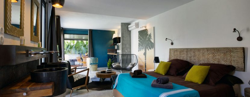 ong term rental Ibiza - Villa des Torrent 30