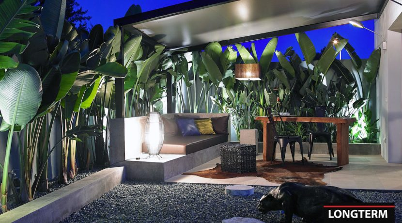 ong term rental Ibiza - Villa des Torrent 34