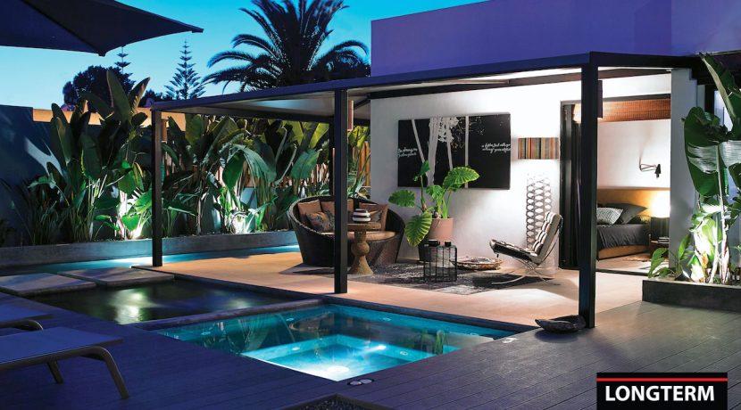 ong term rental Ibiza - Villa des Torrent 36