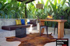 ong term rental Ibiza - Villa des Torrent 8