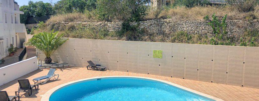 Long term rental Ibiza - Apartment Citroen 4