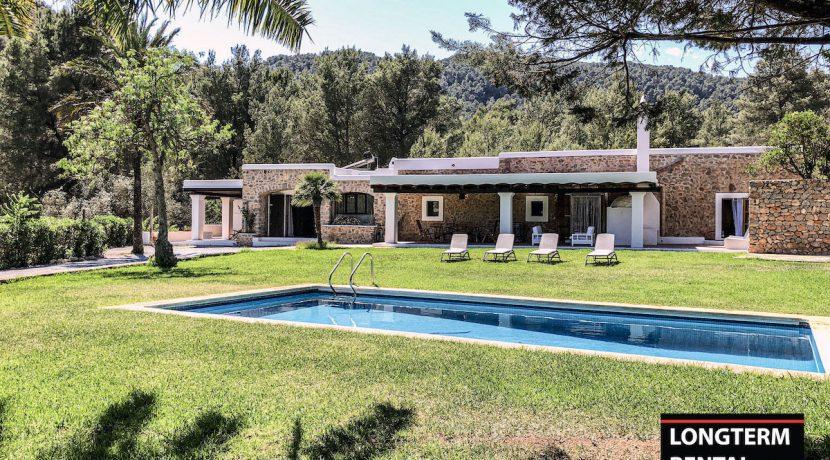 Long term rental Ibiza - Finca Espacio