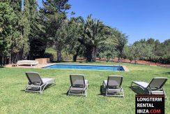 Long term rental Ibiza - Finca Espacio 4