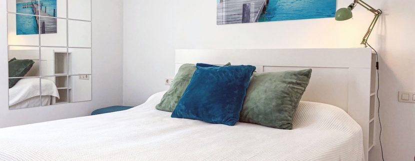 Long term rental Ibiza - Patio Blanco Cipriani 10