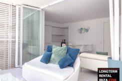 Long term rental Ibiza - Patio Blanco Cipriani 12