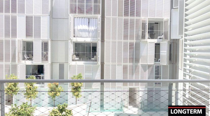 Long term rental Ibiza - Patio Blanco Cipriani 13