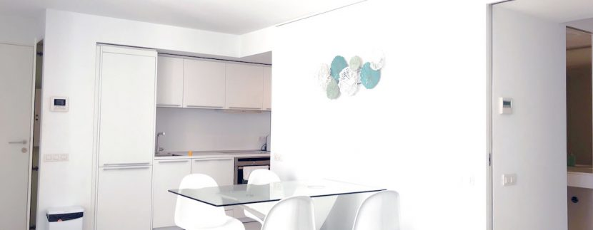 Long term rental Ibiza - Patio Blanco Cipriani 4
