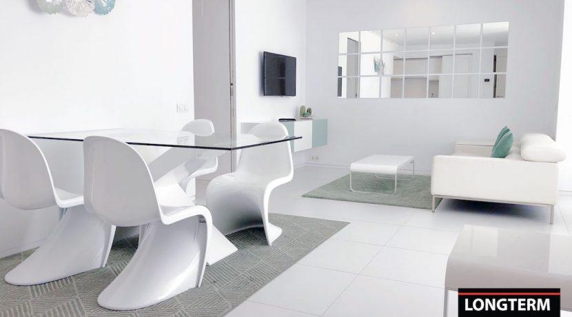 Long term rental Ibiza - Patio Blanco Cipriani 5