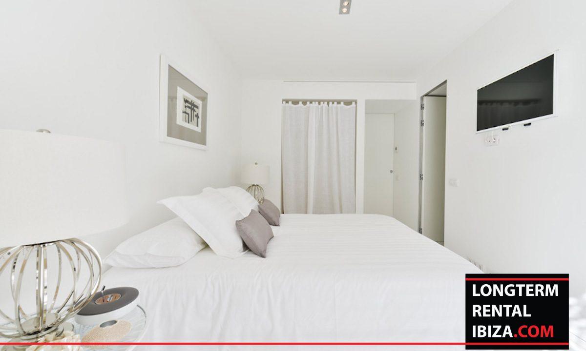 Long term rental Ibiza - Patio Blanco Jardín 14