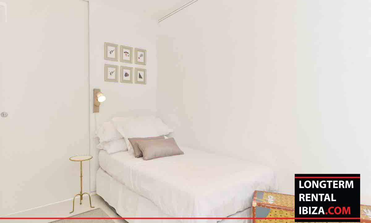 Long term rental Ibiza - Patio Blanco Jardín 29