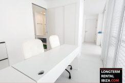 Long term rental Ibiza - Apartment Patio Blanco Lio 12