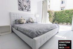 Long term rental Ibiza - Apartment Patio Blanco Lio 13