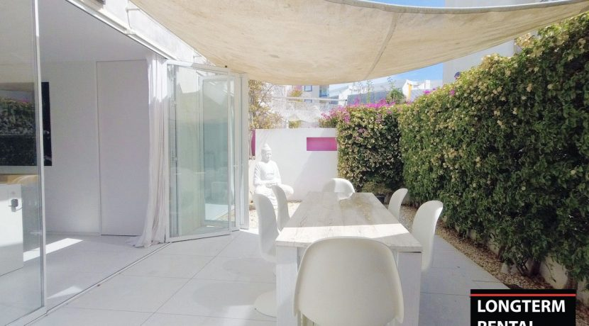 Long term rental Ibiza - Apartment Patio Blanco Lio 15