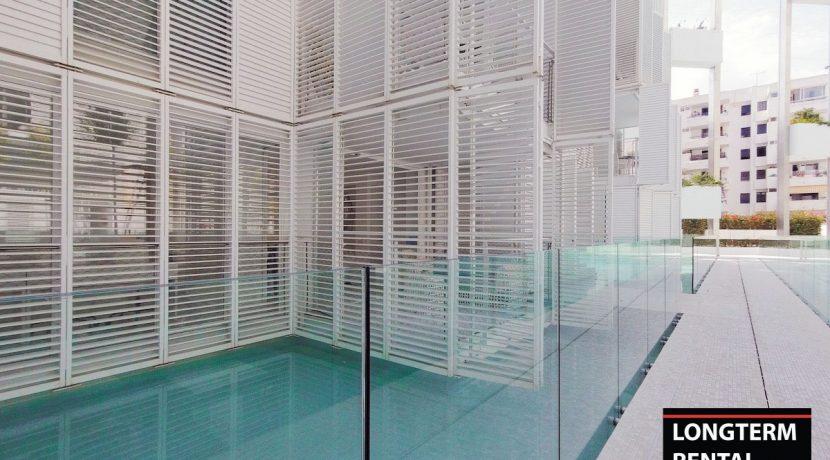 Long term rental Ibiza - Apartment Patio Blanco Lio 16