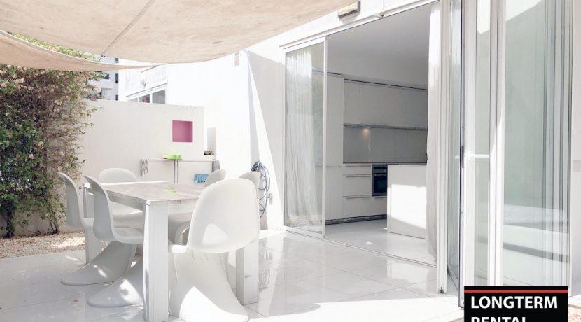 Long term rental Ibiza - Apartment Patio Blanco Lio 18