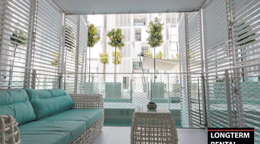 Long term rental Ibiza - Apartment Patio Blanco Lio 19