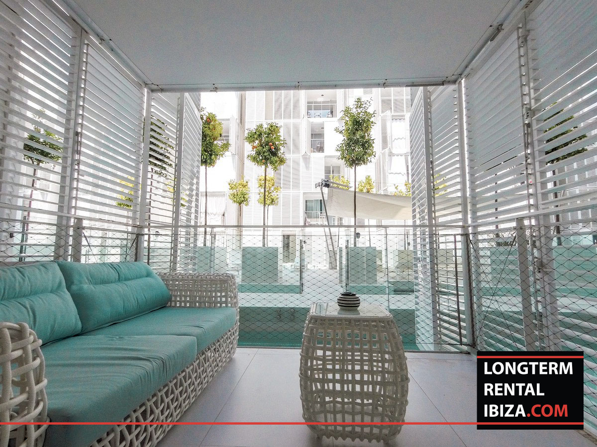 Apartment Patio Blanco Lio