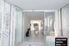 Long term rental Ibiza - Apartment Patio Blanco Lio 6