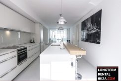 Long term rental Ibiza - Apartment Patio Blanco Lio 8
