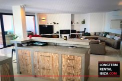 Long term rental Ibiza - Apartment Sea Access 1