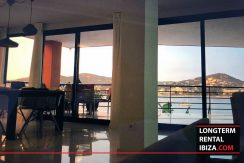 Long term rental Ibiza - Apartment Sea Access 3