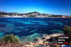 Long term rental Ibiza - Apartment Sea Access 4