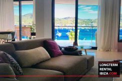 Long term rental Ibiza - Apartment Sea Access 6