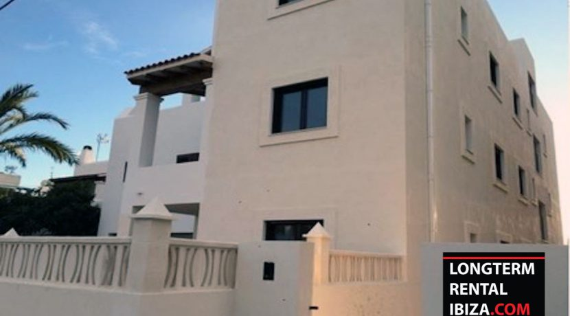 Long term rental Ibiza - Penthouse Fuego 1