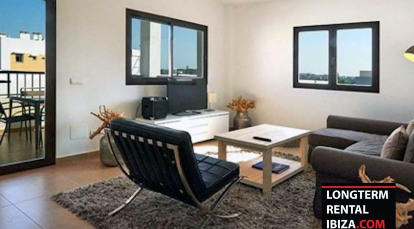 Long term rental Ibiza - Penthouse Fuego 10