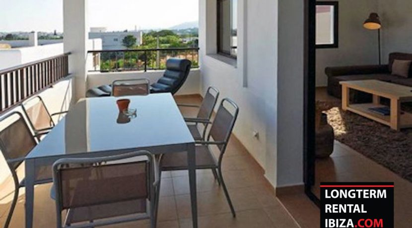 Long term rental Ibiza - Penthouse Fuego 12