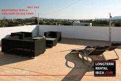 Long term rental Ibiza - Penthouse Fuego 2