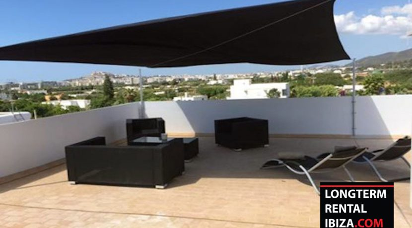 Long term rental Ibiza - Penthouse Fuego 7