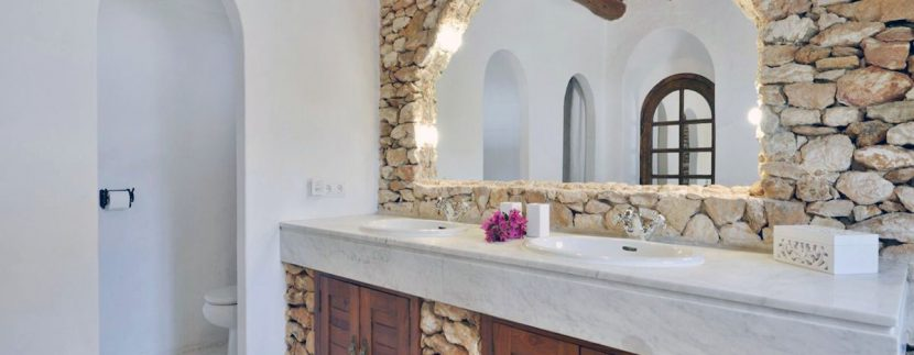 Long term rental Ibiza - Villa Alhambra 12