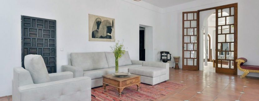 Long term rental Ibiza - Villa Alhambra 16