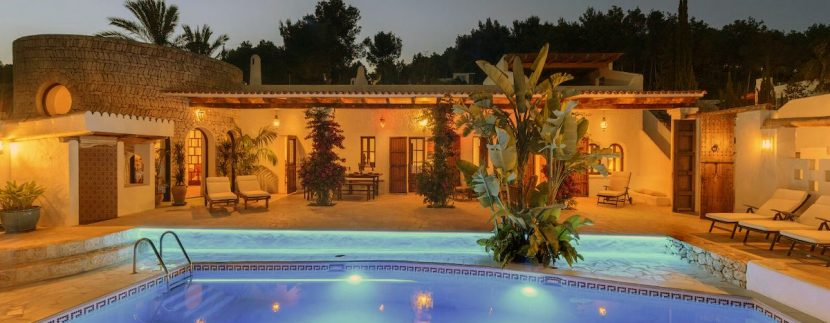 Long term rental Ibiza - Villa Alhambra 29