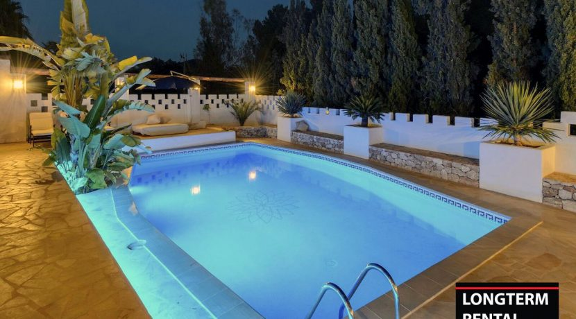 Long term rental Ibiza - Villa Alhambra 30