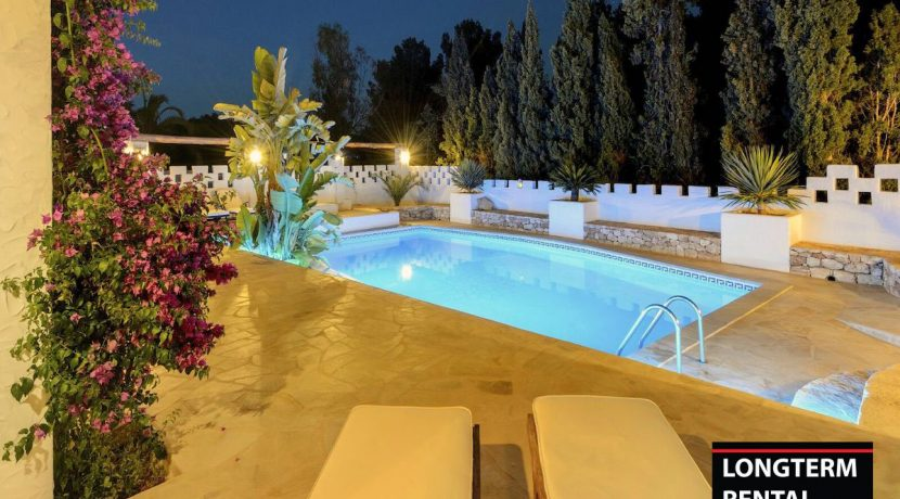 Long term rental Ibiza - Villa Alhambra 32