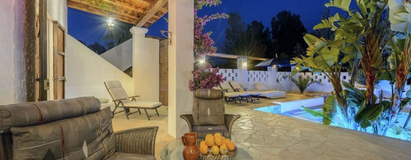 Long term rental Ibiza - Villa Alhambra 33