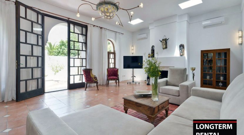 Long term rental Ibiza - Villa Alhambra 7
