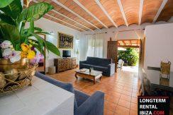 Long term rental Ibiza - Villa Isla 13
