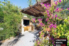 Long term rental Ibiza - Villa Isla 6