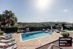 long term rental Ibiza - Villa Carlitos 1