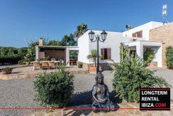 long term rental Ibiza - Villa Carlitos 12