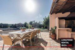 long term rental Ibiza - Villa Carlitos 17