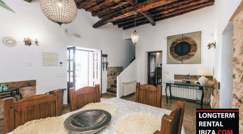 long term rental Ibiza - Villa Carlitos 28