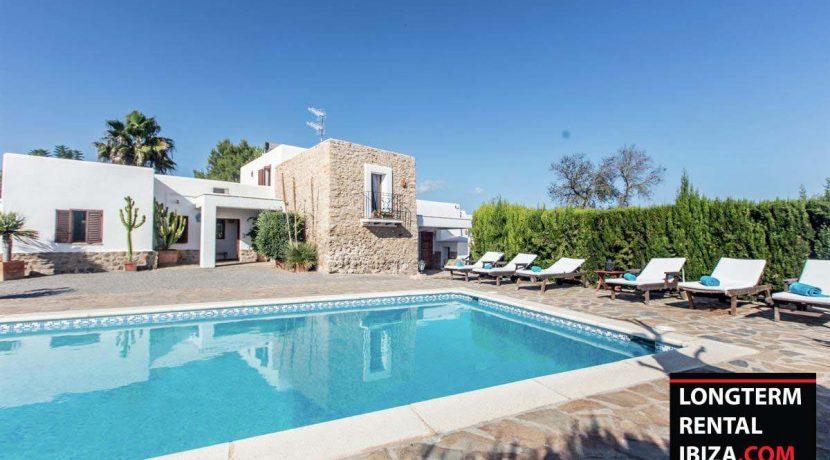 long term rental Ibiza - Villa Carlitos 4