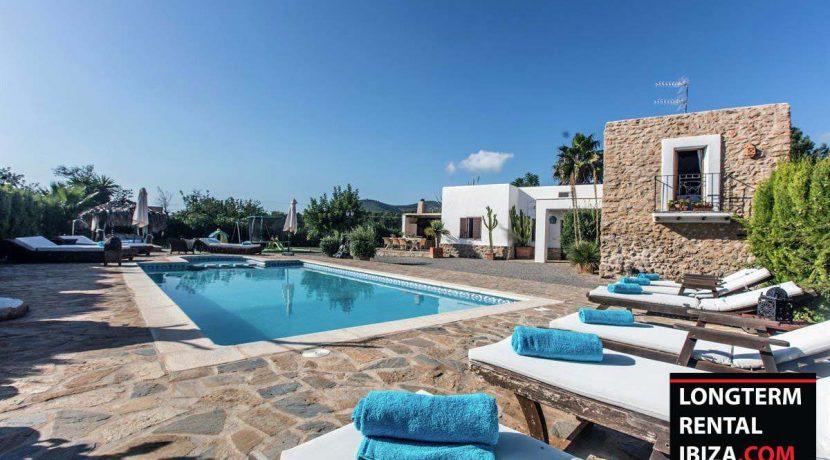 long term rental Ibiza - Villa Carlitos 6