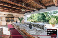 long term rental Ibiza - Villa Carlitos 8
