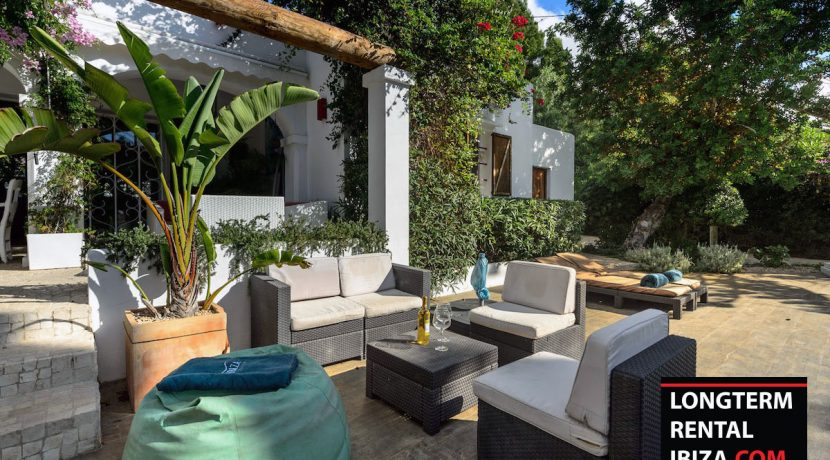 Long term rental Ibiza - Villa Entrada 10